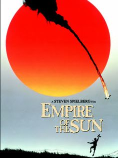 Empire of the Sun One of my all time favorite movies. Top Movies, Great Movies, Movies And Tv Shows, Love Movie, I Movie, Ben Stiller, Lost Images, Steven Spielberg, Book Tv