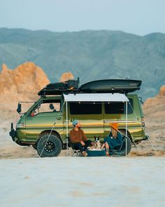 Expedition Trailer, Cool Vans, On The Road Again, Van Camping, Camper Conversion, Winter Camping, Truck Camper, Happy Campers, Outdoor Life