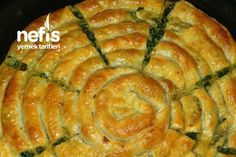 Ispanaklı Boşnak Böreği (Pita) Tarifi