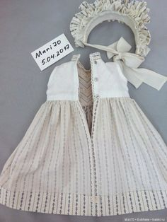 2017 Flower Girl Dresses Bowknot Long Appliques Satin and Tulle Victorian Children's Clothing, Princes Dress, Dolly Fashion, Frocks For Girls, Beautiful Baby Girl, Holiday Dresses, Pretty Dresses, Kids Outfits, Short Dresses