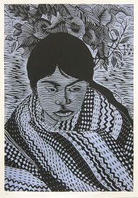 Florilège: JUAN R. FUENTES - GRAVURES - NEW MEXICO Projects To Try, Faces, Fonts, Lino Prints, Face