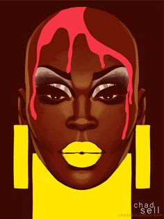 Bob the Drag Queen by Chad Sell