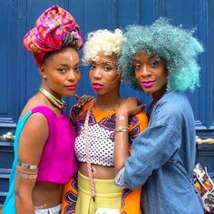 54 Black Girls Who Slayed the Scene at Afropunk Paris