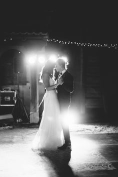 LANE Real Wedding / Danielle & Tim's Granite Wine Belt Wedding / Photography by Brooke Adams / See more on The LANE