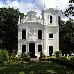 Capela de Nossa Senhora da Conceição, Capelinha da Jaqueira, em Recife.
