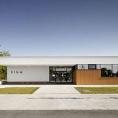SOLID architecture | Kindergarten Neufeld an der Leitha