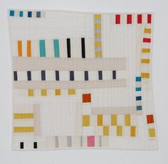 Stop what you're doing and make a quilt like this!