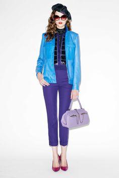 L'Wren Scott Spring 2013 Ready-to-Wear Fashion Show