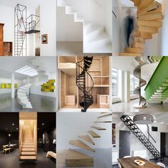 Extreme staircases feature on Dezeen's new Pinterest board