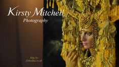 """Wonderland - 'Gaia, The Birth Of An End' - Kirsty Mitchell Photography. """"Behind the Scenes footage of the creation of 'Gaia, The Birth Of An..."""