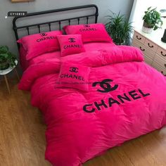 new cotton bedding sets sets - Bedding Set - Ideas of Bedding Set - Bed Linen 1000 Thread Count If y love hot pink than get this Luxury Bedroom Sets, Wood Bedroom Sets, Luxurious Bedrooms, Box Bedroom, Cheap Bedding Sets, Cotton Bedding Sets, Duvet Bedding Sets, King Comforter, Comforters