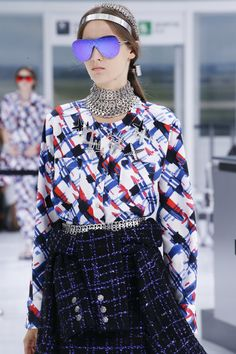 Spring Accessories Trends - Crown Jewels - Chanel