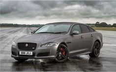 Jaguar представил «заряженную» версию нового седана XJ