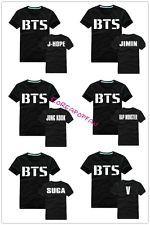 Bangtan Boys Kpop BTS T-shirt Kpop New