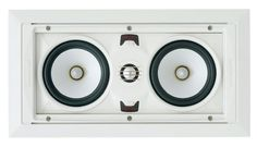 Speakercraft AIM LCR 3 In-Wall Speaker - Each (White) by SpeakerCraft. $559.00. Building on the award winning AIM series of fully pivoting ceiling speakers, the new In-wall AIM LCR series dramatically improves flexibility of in-wall applications. The AIM LCRs have been timbre matched to SpeakerCraft's AIM8 , AIM7, MT and CRS Speakers, providing an outstanding home theater experience. With a dual woofer and a single dome tweeter configuration the In-wall AIM piv...