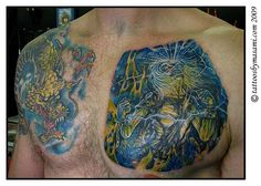 Iron Maiden Tattoo | The Free Images