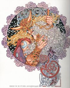 Jim Fitzpatrick - Beneath the sky of stars (1980)
