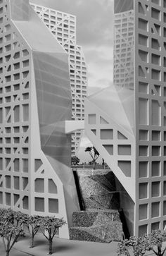 sliced porosity block.  steven holl architects