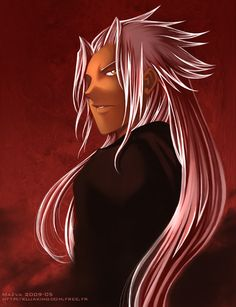 Xemnas - Kingdom Hearts by *Maevachan on deviantART