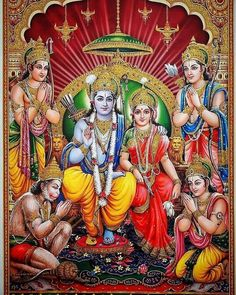 Lord Ram Story has been narrated in epics like Ramayana & Ramcharitmanas. Check out some of teh stunning Lord Ram images, ram navami images in HD. Durga Kali, Shri Hanuman, Durga Goddess, Hanuman Pics, Ram Wallpaper, Hanuman Wallpaper, Lord Ram Image, Shree Ram Images, Rama Lord