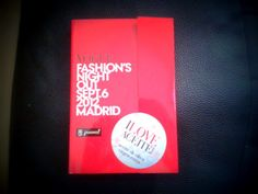 iloveaceite VFNO2012 by iloveaceite, via Flickr Vogue Fashion´s NIght Out 2012
