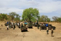 New fighting has broken out between Sudanese troops and rebels in the state of South Kordofan, l...