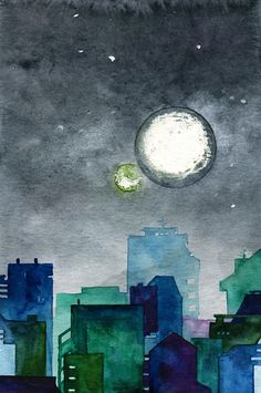 Two Moons, 1Q84