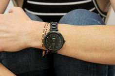 #wristwednesday #lamerlove Gunmetal Sicily Watch