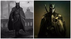 This Is What Batman Would Look Like Reimagined In Different Time Periods