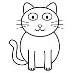 1000 Images About Animal Colouring Pages For Children On Pinterest