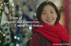 97 Best Goblin Kdrama Quotes Images On Pinterest Drama Korea