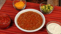 Low-Carb Gluten-Free Stick To Your Ribs Chili Recipe