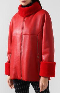 women s coats designer Winter Coats Women, Coats For Women, Jackets For Women, Winter Jackets, Fur Fashion, Leather Fashion, Womens Fashion, Sweater Scarf, Outerwear Women