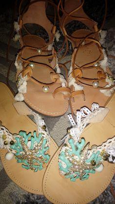 Isidoras handmade sandals