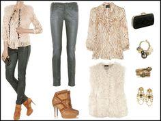 Moda e estilo.