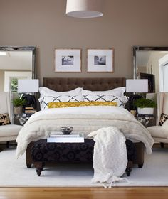 TopDesign | Mill Valley Transitional Bedroom