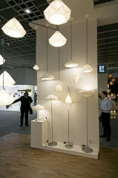 Light + Building 2016 Product Display, Light Building, Lighting Store, Display Shelves, Showroom, Electric, Passion, Concept, Interior Design
