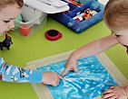 Great list of ideas for sensory tables!