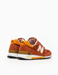 Dope NB - Burnt Orange & Gold
