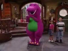 Barney Jack Be Nimble   YouTube