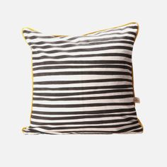 Love Milo - Stripe Cushion with Piping