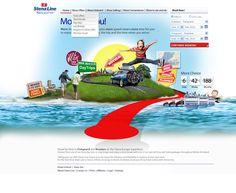Fishguard-Rosslare microsite. Online Travel, Travel And Tourism, Brochure Design, Brochures, Catalog, Leaflet Design