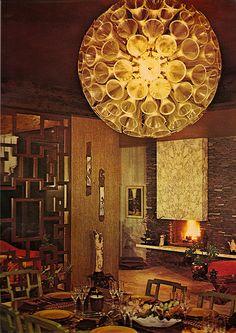 1970s Architectural Digest Australian home