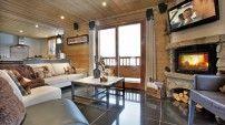 CHALETS KANDAHAR à Courchevel - Location de 2 chalets de luxe