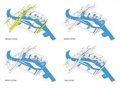 'Water Memory' - Rethinking Shanghai Competition Proposal (13)