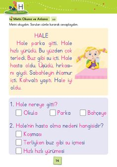 1. Sınıf Konu Anlatım SES FASİKÜLLERİ Learn Turkish, 1st Grade Worksheets, Primary School, Grade 1, Montessori, Classroom, Math, Learning, Books