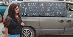 Caravana en apoyo a la CNTE parte a San Quintín