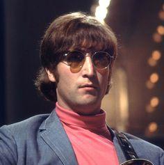 "John Lennon......BEAUTIFUL PICTURE OF ""JOHN."".....""JOHN "" I MISS YOU DEARLY........LOVE ALWAYS........R.I.P."