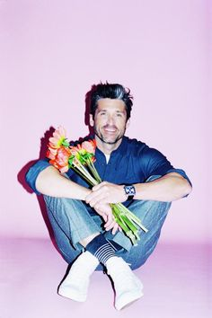 Patrick Dempsey on Bridget Jones and life after Grey's Anatomy Greys Anatomy Derek, Greys Anatomy Cast, Derek Shepherd, Meredith Grey, Patrick Dempsy, Beautiful Men, Beautiful People, Bridget Jones, Hot Actors