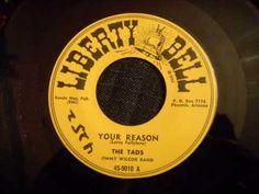 Tads - Your Reason - Rare Arizona Doo Wop Ballad